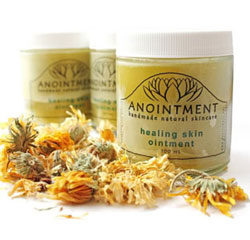 Anointment Original Branding
